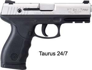 Taurus 24/7 45 ACP