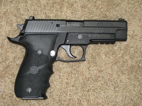 Liste des armes P226elite