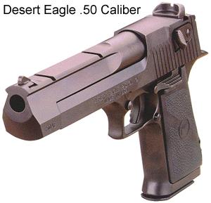 Desert Eagle 50