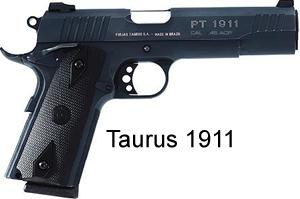 Taurus 1911