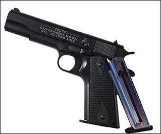 22 Caliber Colt 1911