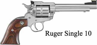 Ruger Single 10