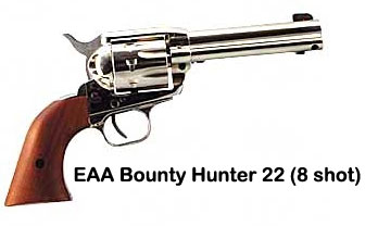 EAA Bounty Hunter 22