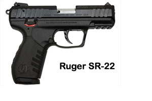 Ruger SR-22
