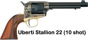 Uberti Stallion 22 10-shot