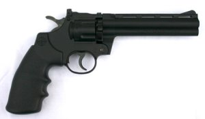 Crossman Revolver