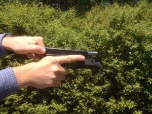 Sling Shot Method of Slide Release
