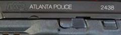 Atlanta Police M&P 40