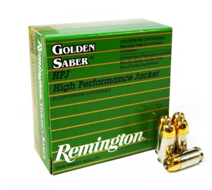 Remington Golden Saber