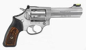 SP101 327 Magnum