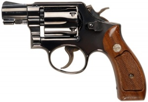 Model 10 .38 Special
