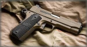 Sig Emperor Scorpion Carry Pistol