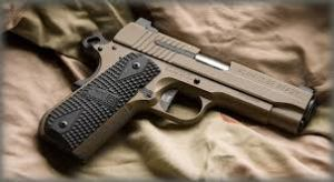 Sig Emperor Scorpion Carry Pistol