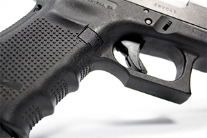 Undercut Trigger Guard