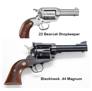 Ruger Shopkeeper and .44 Magnum
