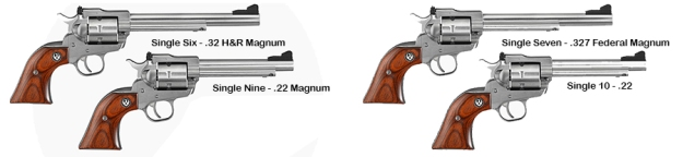Ruger Single Actions