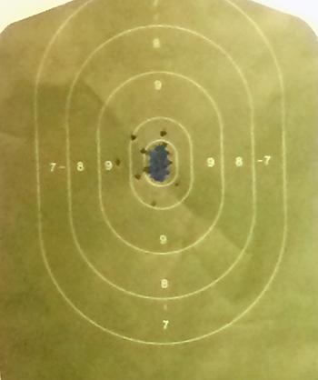 1911 Target