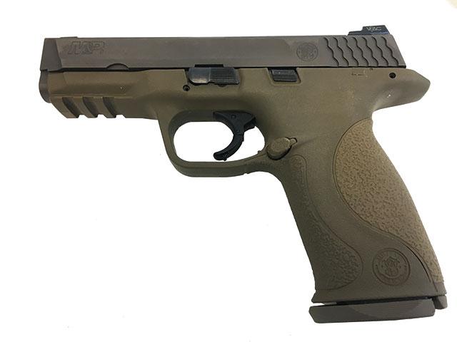 VTAC 9mm M&P