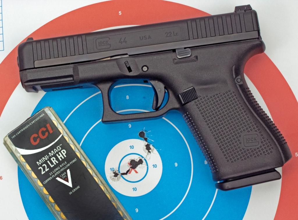 Glock 44 .22 Caliber