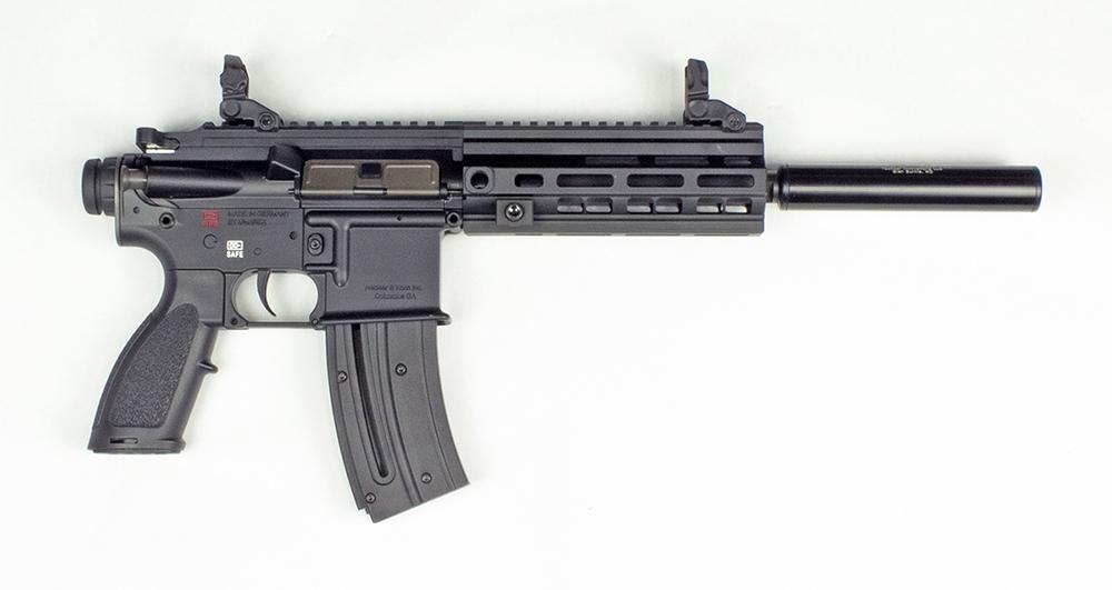 HK416 .22LR