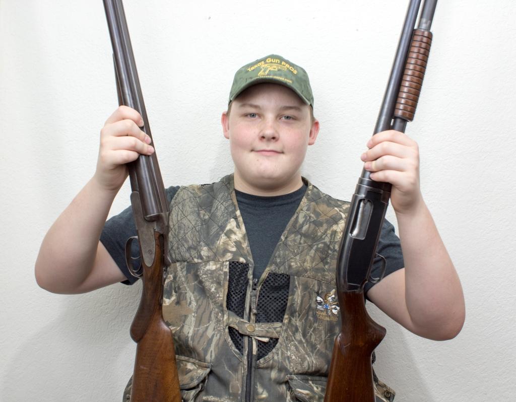 Lefever 12 Gauge, Winchester Model 12