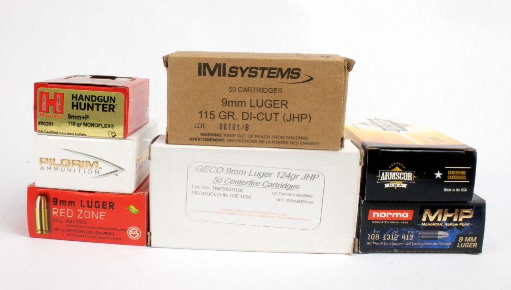 Ammunition Available for Testing During the Ammunition Shortage