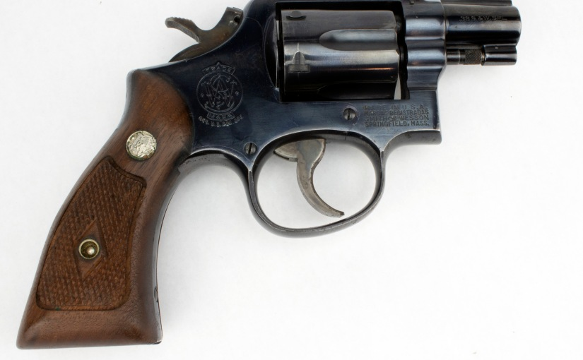 David's Early Gun Series #1 — Dad's Smith and Wesson Model10